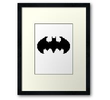 Batman Framed Print