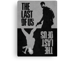The Last of Us -  Ellie & Joel Canvas Print