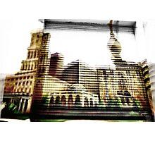 Graffiti Temple. Berlin Photographic Print
