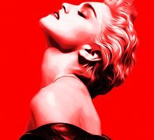 Madonna - Like a Prayer - Pop Art by wcsmack