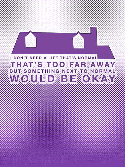 Next To Normal - House by Johanna Martinez