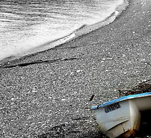 A Little Dinghy by RdwnggrlDesigns