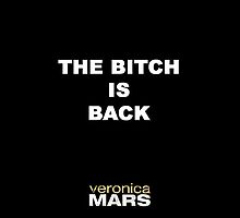 "Veronica Mars ""The Bitch is Back"" by mputrus"