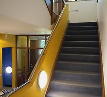 Hall, stairs and landing by nigelphoto