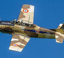 T-28S Fennec 51-7545/119 N14113 by Colin Smedley