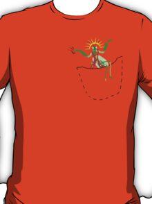 Praying Mantis in Your Pocket T-Shirt