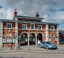 Rye Railway Station by DonDavisUK