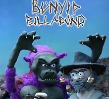 The Bushman of Bunyip Billabong - Poster by GooRoo Animation