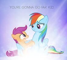 You're gonna go far, kid by PinkiexDash