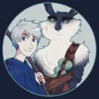 Rise of the Guardians - Jack Frost and Bunnymund the Easter Bunny by Bleuts