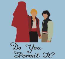 Do You Permit It? T-Shirt