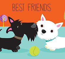Best Friends by BonniePortraits