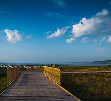 Coastal View by James Meyer