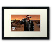 Walter 52 GTA style Framed Print