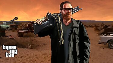 Walter 52 GTA style by Messypandas