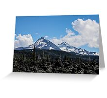 Sisters, Oregon Greeting Card