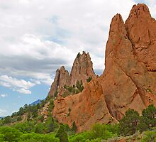 Garden Of The Gods by DavidHintz