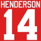Logan Henderson jersey - white text by sstilinski