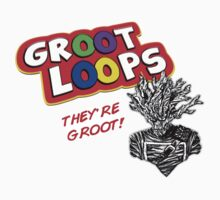 Groot Loops - Guardians of the Galaxy by TheFinalDonut