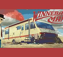 heisenbago Winnebago Man  by DigitalGriffin