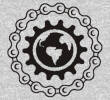 Bicycle Chain World (lite)  by KraPOW