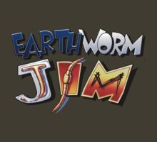 Earthworm Jim by FreonFilms