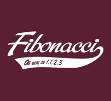 Fibonacci. As easy as 1, 1, 2, 3 by contoured