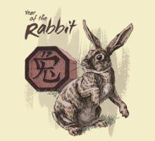 Chinese Zodiac - Year of the Rabbit T-Shirt