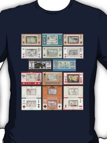 Nintendo Game & Watch Collection! T-Shirt