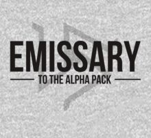 emissary to the alpha pack by funvee