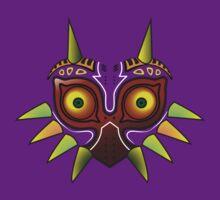 Majora's Mask by Andrew Ordner