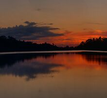 Magic - Narrabeen Lakes NSW - The HDR Experience by Philip Johnson
