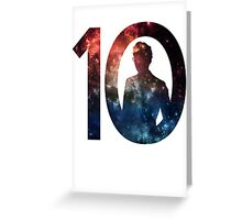 Doctor Who 002 Greeting Card