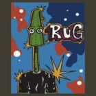 Alien named Rug by FreonFilms