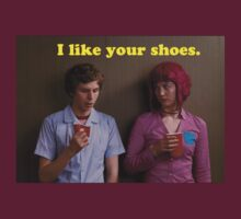Scott Pilgrim - I like your shoes. by FreonFilms