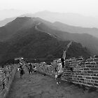 Mutianyu Great Wall by Mark Bolton