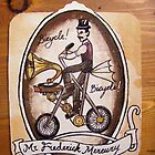 Mr. Frederick Mercury by Blackbird76