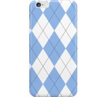 North Carolina Argyle iPhone Case/Skin