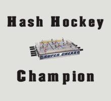 Hash Hockey Champion by Alsvisions