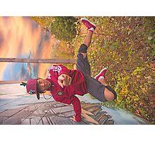 Breaking Illusions Photographic Print