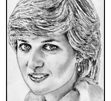 Diana, Princess of Wales by JMcCombie