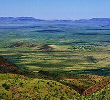 Namibian Landscape by aidan  moran