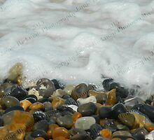 Pebbles & Stones - Cley Beach  by jamierickman