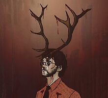 Will Graham by MissAnastasia
