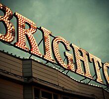 Brighton Pier by JollyGoodPhoto