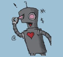 Zeh Robot LOVE! by Ineedausername