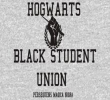 Harry Potter - Black Student Union by GeekMundo
