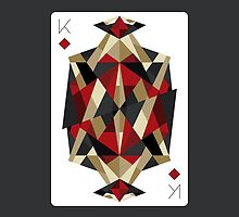 King of Diamonds - iPhone case by Cowabunga
