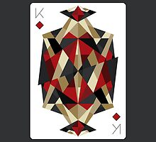 King of Diamonds - iPad case by Cowabunga
