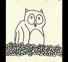 P is for Prozac by neuroticowl